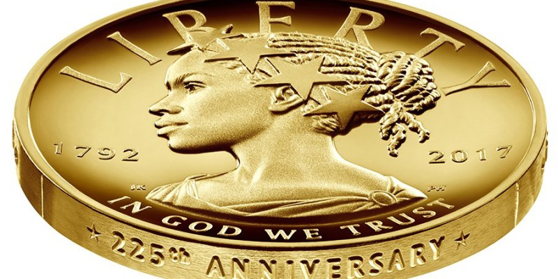 2017 American Liberty Gold Coin